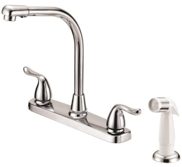 Boston Harbor F8F10036CP Two Handle Kitchen Faucets, Chrome