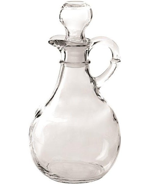 Anchor Hocking 980R Presence Cruet With Stopper, 10 Oz