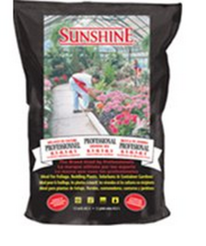 Sunshine 108 1.50 CFL P Professional Growing Mix, 1.5 cu.ft.