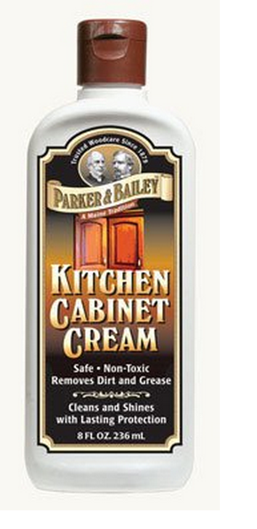 Parker & Bailey 580469 Kitchen Cabinet Cream, 8 Oz