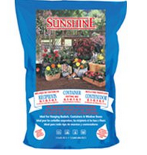 Sunshine 119 2.50 CFL P Container Potting Mix, 2.5 cu.ft.