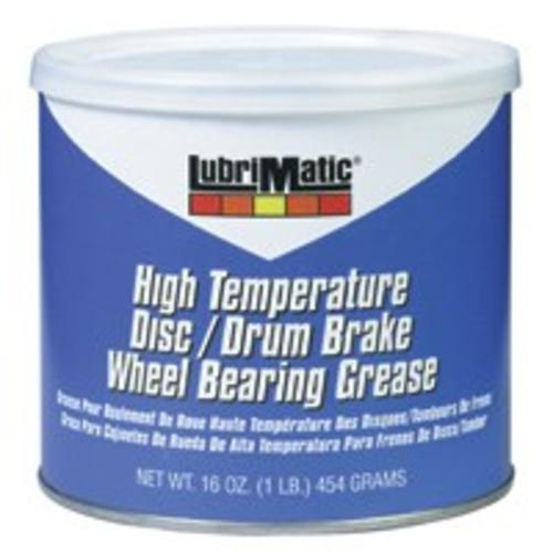 Lubrimatic 11380 Wheel Bearing Grease 1Lb.