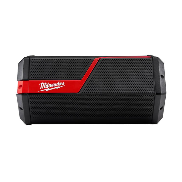 Milwaukee 2891-20 M18/M12 Wireless Jobsite Speaker, Black
