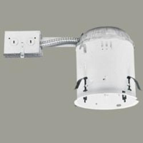 Cooper Lighting H7RT Non-Ic Remodel Housing, 6""