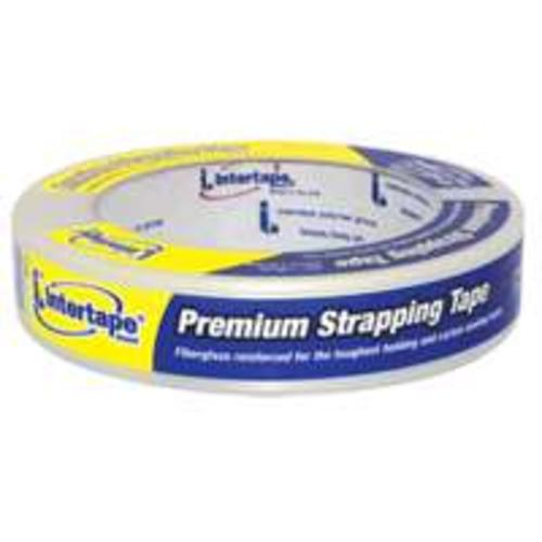 "Intertape 9718 Strapping Tape, 2"" x 60Yd"
