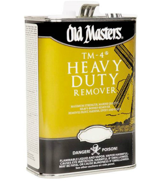 Old Masters 00401 TM-4 Paint Remover, 1 Gallon