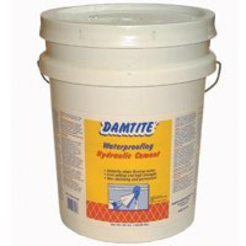 Damtite Waterproofing 07502 Water Proof Hydraulic Cement, 50Lb