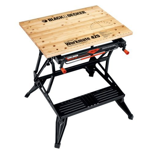 Black & Decker WM425 Heavy Duty Work Bench