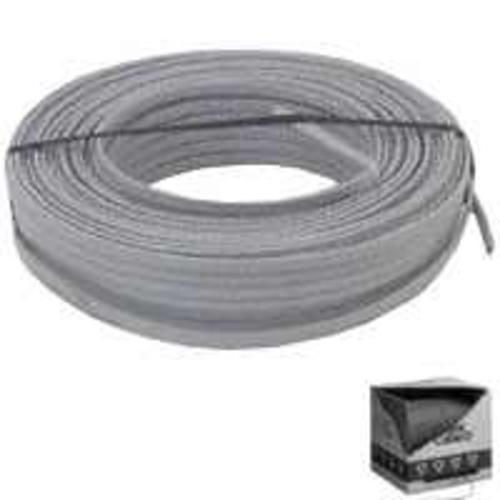 Southwire 10/2UF-W/GX25 Type UF-B Copper Building Wire, Gray PVC, 10/2, 25'