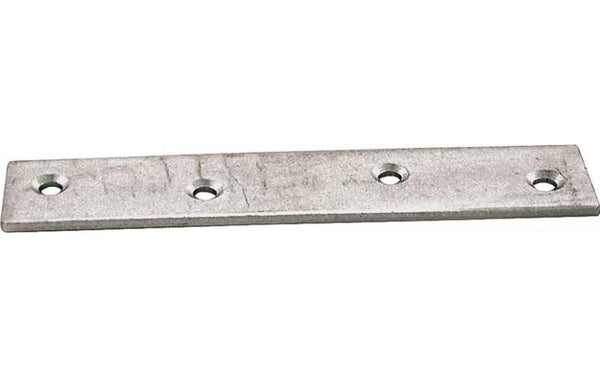"Prosource MP-Z04-C4PS Mending Plates, Steel, 4"" x 7/8"""