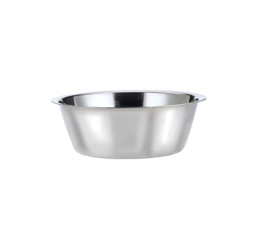 Boss Pet 56670 Stainless Steel Pet Dish, 5 Quart