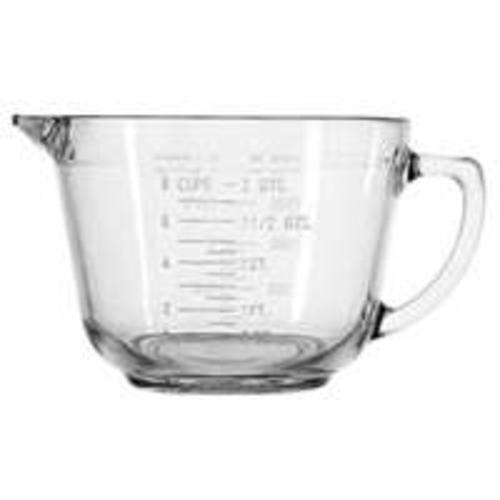 Anchor Hocking 81605L11 Measuring Cups, Clear, 2 Quart