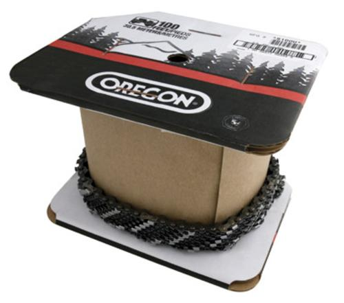 Oregon D100U Chainsaw Cutting Chain, 100'