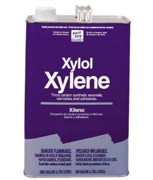 Klean Strip GXY24 Xylol Xylene Solvent, 1 Gallon