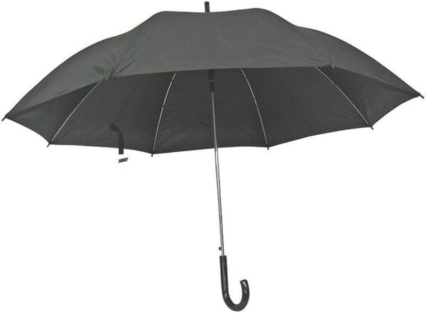"Homebasix TF-04 Rain Umbrella, 27"", Deluxe, Black"