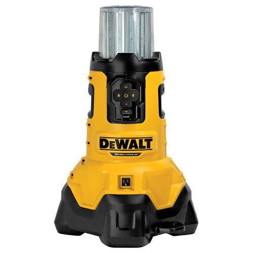 DeWalt DCL070  Flexvolt Bluetooth LED Area Light, 20 Volts