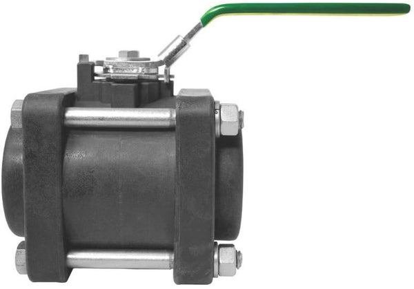 Green Leaf V075FP/VX075FP  Full Port Tank Valve, 3/4""