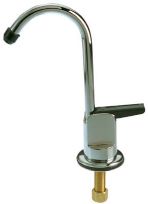 DRINKING WATER FAUCET POLISHED CHROME