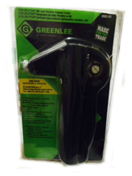 Greenlee 0952-01 Flexible Metal Conduit Cutter With Under Hand Blade, 3/8""