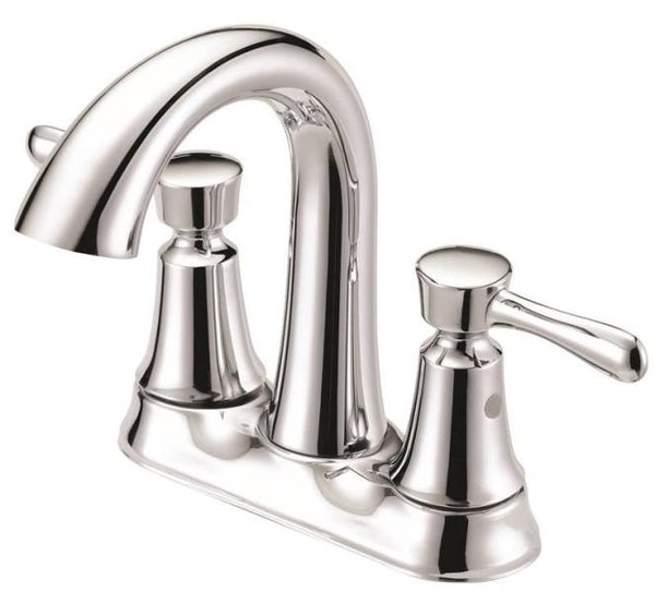 Boston Harbor F51B0035CP Two Handle Lavatory Faucet, Chrome