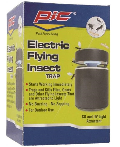 PIC E-TRAP Electric Flying Insect Killer