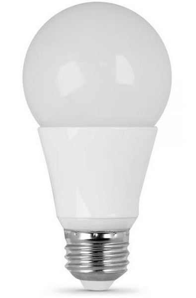 Feit Electric OM60/850/LED/4 A19 Dimmable LED Light Bulb, 9.5 Watts