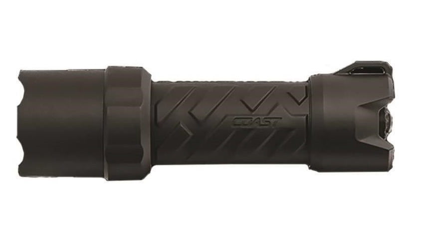 Coast 20763 Polysteel 200 LED Flashlight with Twist Focusing