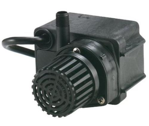 Little Giant PE 566611 Water Garden Pump, 300 GPH