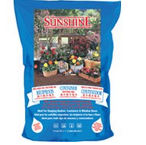 Sunshine 119 1.50 CFL P Container Potting Mix, 1.5 cu.ft.