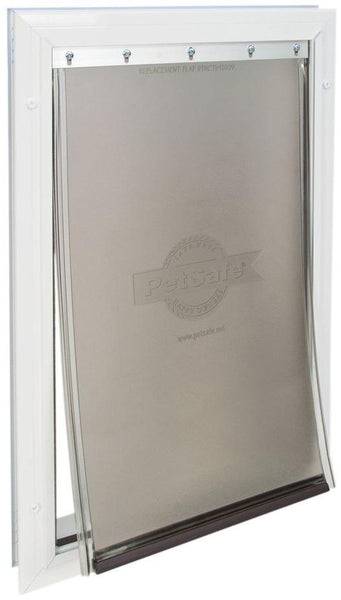 Petsafe HPA11-11600 Freedom Aluminum Pet Door, Large