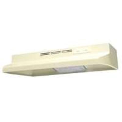 "Air King AD1245 Range Hood, 24"", Almond, 180 CFM"