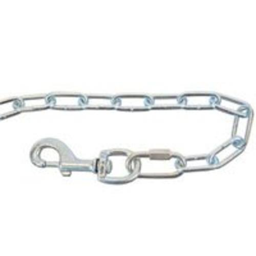 Koch A20321 Pet Tie Out Chain, 15'