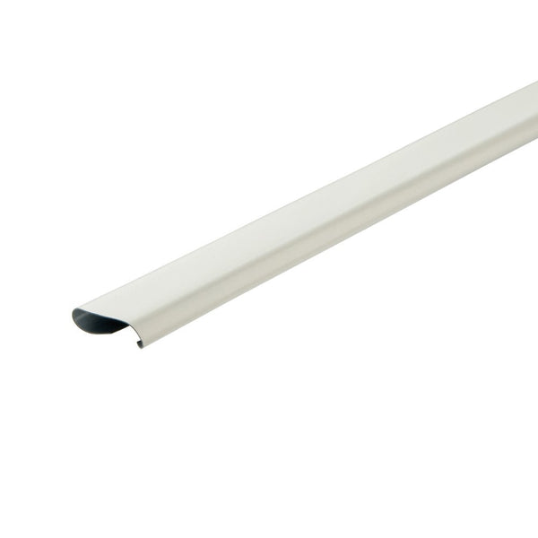 "Kenney KN549 Curtain Rod Extender, 24"", White"