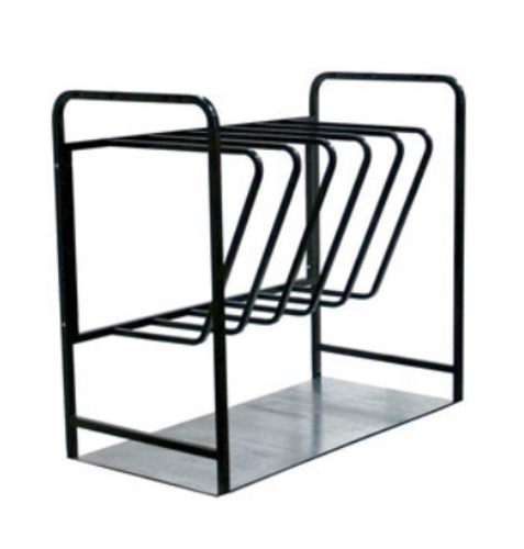 Werner 37 Ladder Rack, Black Metal