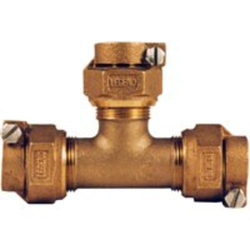 "Legend Valve 313-390NL Pak Joint Tee 3/4"" IPS, Copper"
