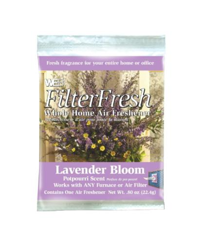 Protect Plus Air Filter Fresh Scented Air Filter Pad, Lavender Bloom