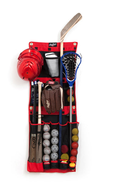 Rawlings FSSBV16 Vertical Sports Storage Organizer