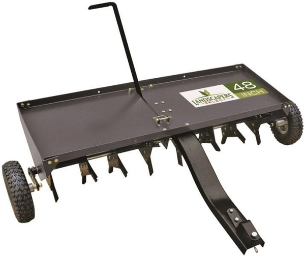 Landscapers Select  YTL31102 Tow Behind Plug Aerators, 48""