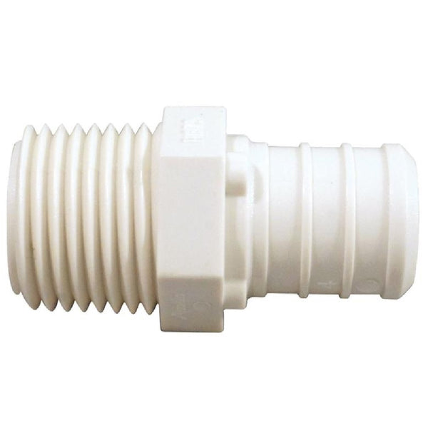"Apollo PXPAM34125PK Hose Adapter, 3/4"" X 1/2"""