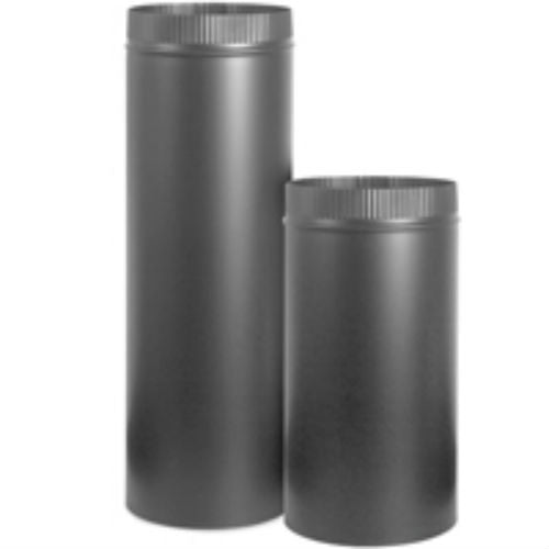 "Imperial BM0121 BM Stove Pipe 7""x36"", Black"
