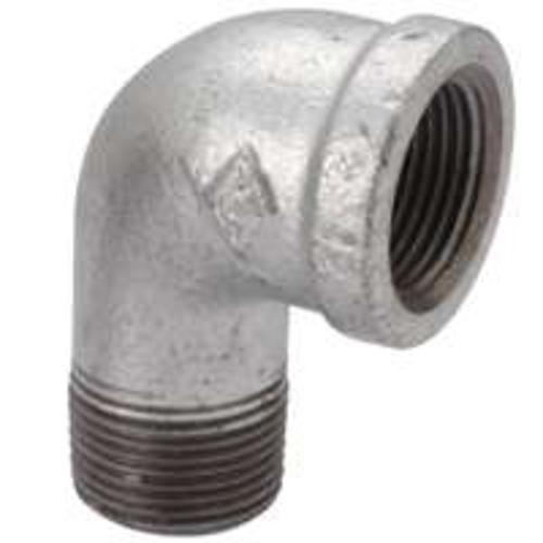 Worldwide 6-3/8G 90 Degree Galvanized Street Elbow, 3/8""