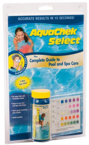 Jed 492 Aquachek Complete Pool And Spa Test Kit