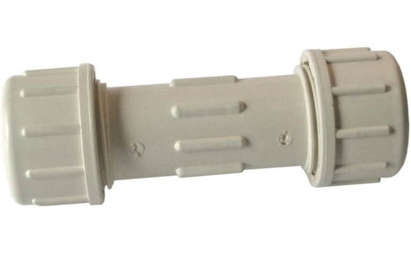 "American Valve P600CTS 1 CPVC Compression Coupling, 1"" CTS"