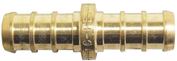 "Apollo APXC3838 Pex Coupler, 38"" x 3/8"""