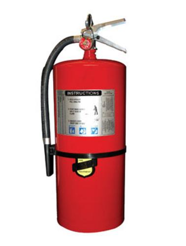 First Alert PRO10 Commercial Fire Extinguisher, 10 lb