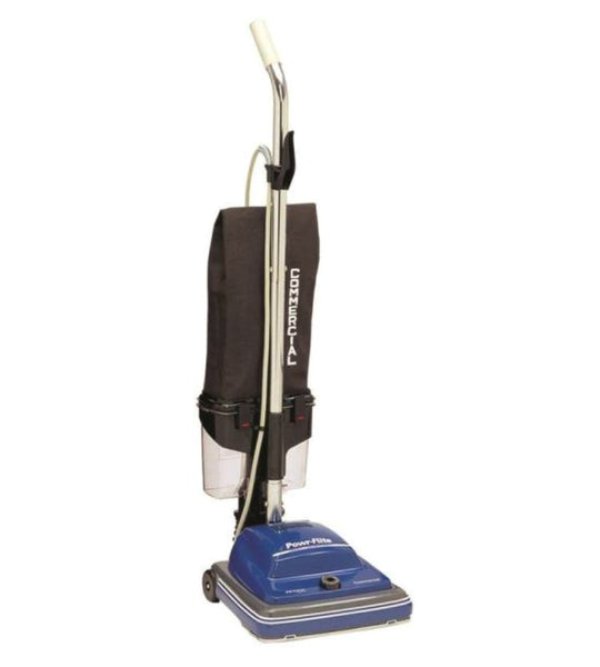 Powr-Flite PF70DC Commercial Upright Vacuum, 12""