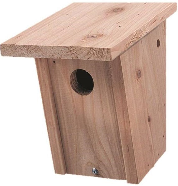 "North States 1642 Bluebird House, 9"" L x 7"" W x 10"" H"