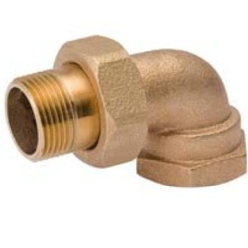 B & K 109-383 Radiator Elbow with Nut 1/2""