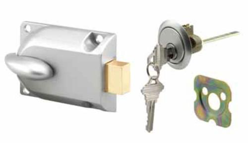 Prime Line GD52119 Garage Door Deadbolt Lock