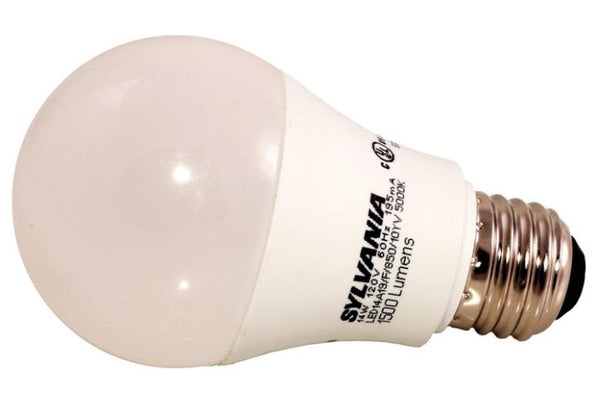 Sylvania 79294 A19 LED Light Bulb, 5000K